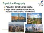population geography10