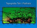 topografia tatr i podhala38