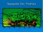 topografia tatr i podhala42