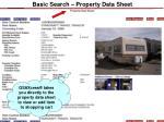 basic search property data sheet12