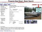 property data sheet basic search23