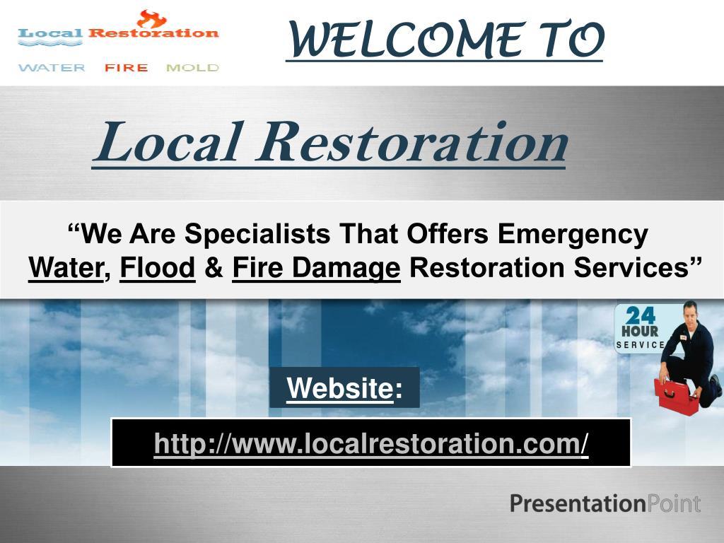 local restoration l.