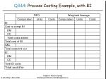 q3 4 process costing example with bi30