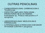 outras penicilinas