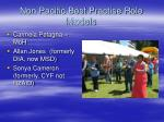 non pacific best practise role models