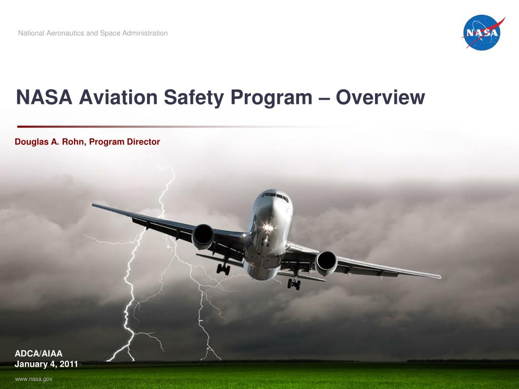 nasa aviation safety program overview l.