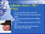 a better storm tbi ptsd