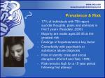 prevalence risk