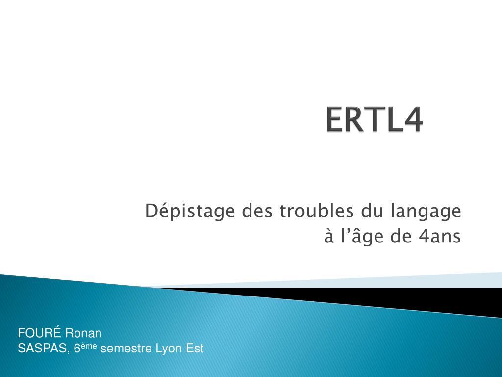 ertl4 l.