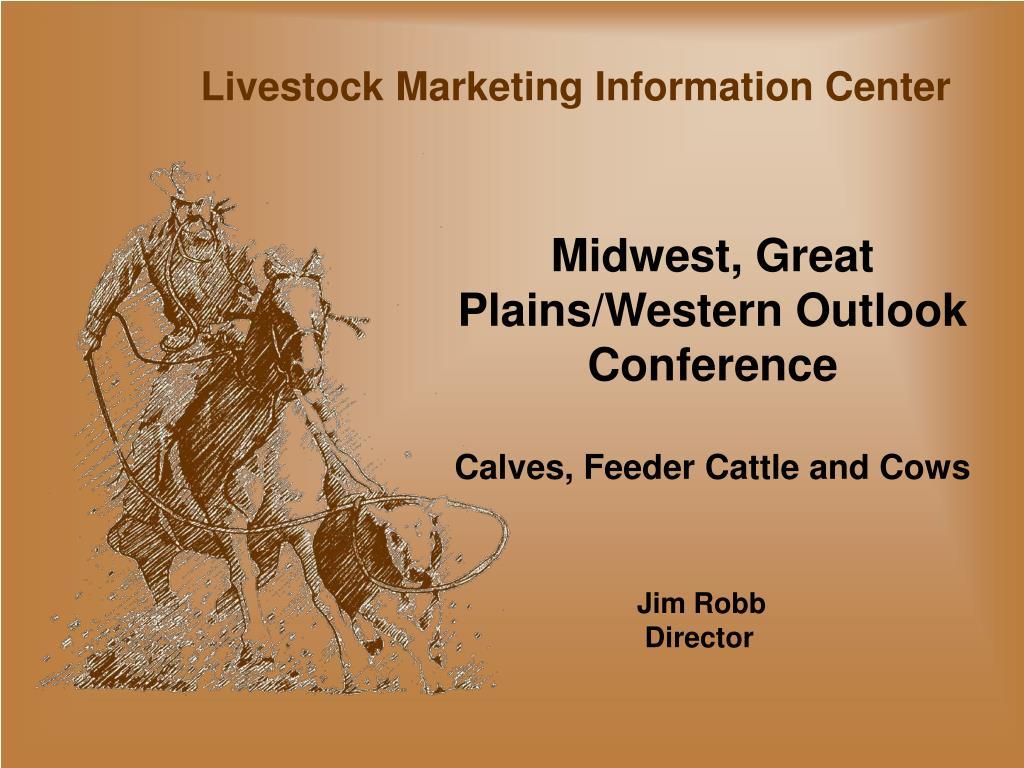 livestock marketing information center l.