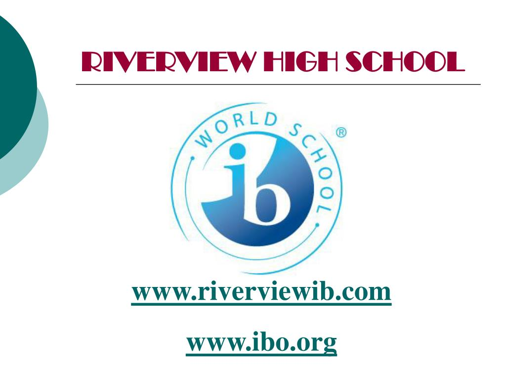 riverview high school l.
