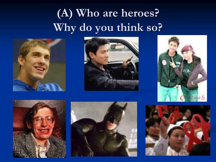 who are heroes