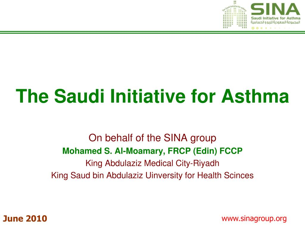 the saudi initiative for asthma l.