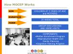 how mocep works