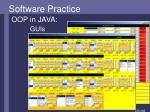 software practice