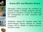 action eu and member states