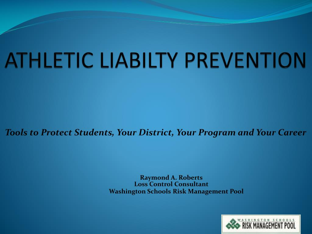 athletic liabilty prevention l.
