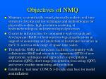 objectives of nmq