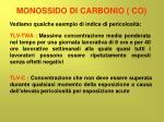 monossido di carbonio co10