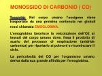 monossido di carbonio co3