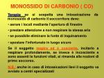 monossido di carbonio co7