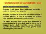 monossido di carbonio co9