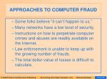 approaches to computer fraud68