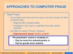 approaches to computer fraud71