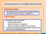 approaches to computer fraud72