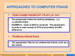 approaches to computer fraud73