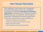 the fraud process17