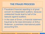 the fraud process18