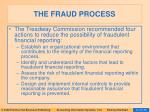 the fraud process20