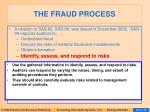 the fraud process25