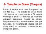 2 templo de diana turquia
