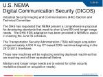 u s nema digital communication security dicos