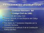 antecedentes legislativos3