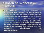 opini n de la doctrina nacional28