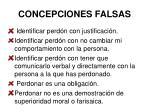 concepciones falsas6