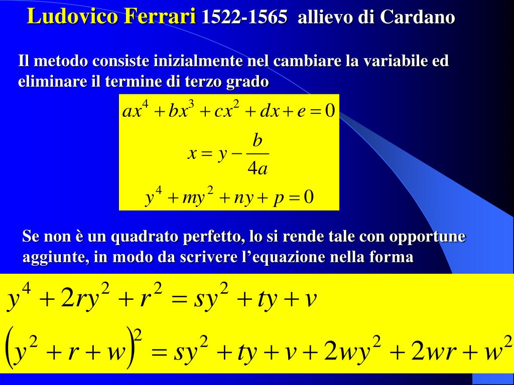 Ludovico Ferrari