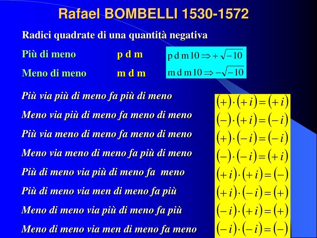 Rafael BOMBELLI 1530-1572