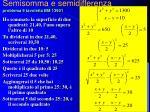semisomma e semidifferenza problema 9 tavoletta bm 13901