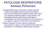 patologie respiratorie ascesso polmonare74