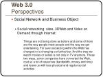 web 3 0 perspectives30