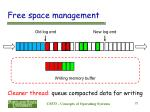 free space management15