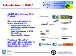 introduction to dame