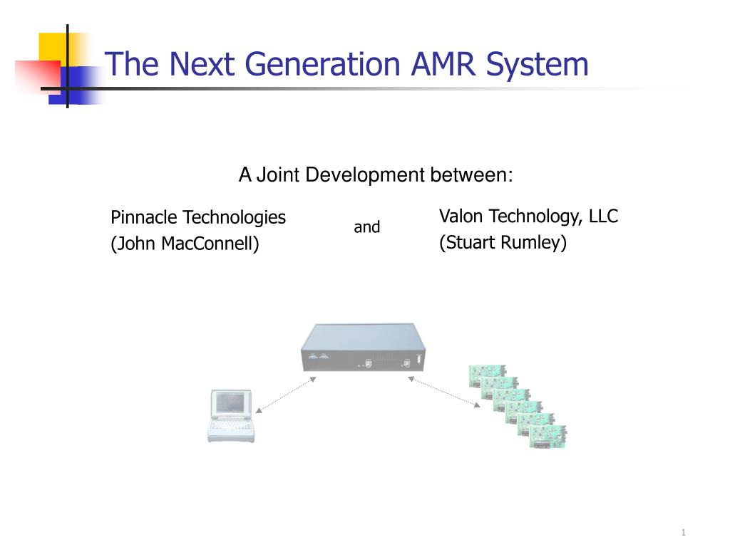 the next generation amr system l.