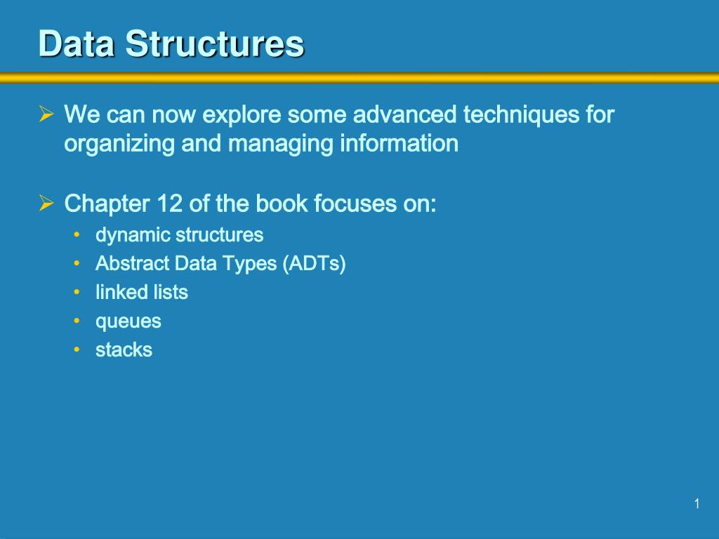 data structures l.