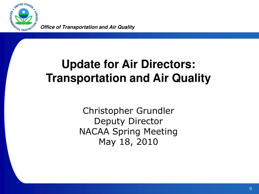 office of transportation and air quality l.