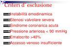 criteri d esclusione